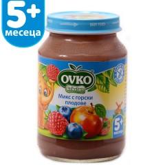 Микс с горски плодове от 5-ия месец 190 гр.