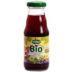 Био напитка от ябълки, боровинки и арония след 5-ия месец 200 мл.